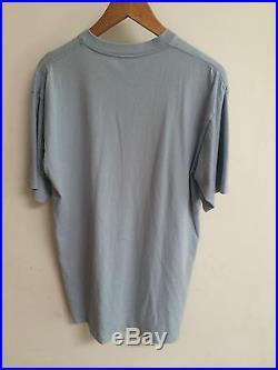 Supreme Box logo T-shirts tee sz Large Light Blue