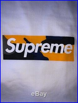 Supreme Brooklyn Box Logo Tee Size Large (StockX Verified Authentic)