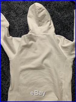Supreme CDG Box Logo SS17 White Hoodie
