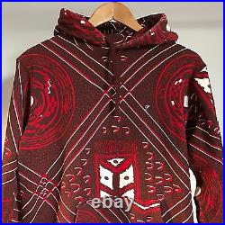 Supreme Cairo Hoodie Red Box Logo Pcl Le Bain Undercover Floral Fw 2012 M
