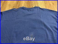 Supreme Charles Bronson XL 08 2008 Kermit Tyson cdg box logo arc shirt