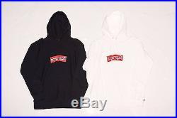 Supreme Comme Des Garcons CDG Box Logo Hooded Sweatshirt Hoodie (PREORDER)