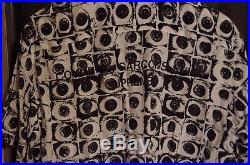 Supreme Comme Des Garcons Rayon Eyes Shirt Size Large White Box Logo