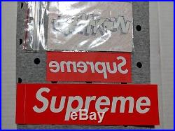 Supreme Comme des Garcons Box Logo CDG Tee Futura Kaws Undercover Bape Kermit L