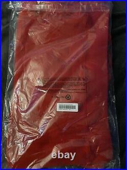 Supreme Cross Box Logo Hoodie RED Large BOGO IN HAND