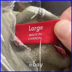 Supreme Cross Box Logo Light Olive Hoodie Sweatshirt Sz Large IN HAND SHIPS FAST