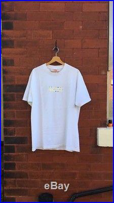 Supreme Damien Hirst Box Logo T Shirt