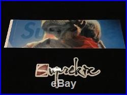 Supreme FW15 E. T Hooded Sweatshirt L Box logo Everlast TNF Champion NBA SS18