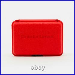 Supreme FW19 Chapman Screwdriver Set box logo tee hooded camp cap shell case red