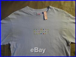 Supreme F/W 09 Damien Hirst Spot Box Logo T-Shirt sz. M dot spin deck set medium