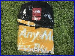 Supreme F/W 2015 The North Face Mountain Pullover Jacket Box Logo