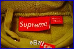 Supreme F/W 2016 SAGE Box-Logo HOODIE (Medium)
