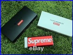 Supreme F/W 2017 Mophie Encore 20K Portable Charger Box Logo