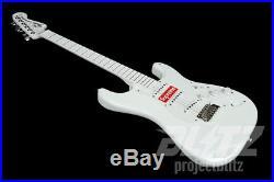 Supreme / Fender Stratocaster Guitar White Red Box Logo Fw17 2017 Accessory Cdg
