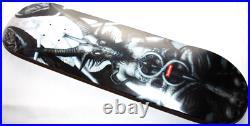 Supreme H. R. Giger'the Spel' Skateboard Deck Fw14 Rare Box Logo Skate Board