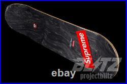 Supreme Hellraiser Skateboard Ss18 2018 Skate Deck Black Hell On Earth Box Logo