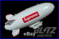 Supreme Inflatable Blimp Fw17 2017 Accessory Red White Box Logo