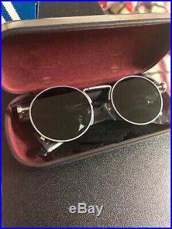 Supreme Jean Paul Gaultier Sunglasses Silver (Box Logo)