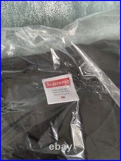 Supreme KAWS Chalk Box Logo Tee Black Size M / Medium Brand New