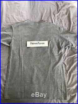 Supreme Kate Moss Photo Tee Grey Medium 100% Authentic Kermit Murakami Box Logo