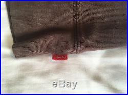 e3ce747167db Supreme Kaws Box Logo Hooded Sweatshirt Hoodie Brown (Medium) SS11 CDG PCL