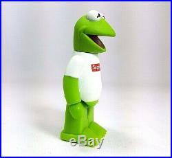 Supreme Kermit The Frog Medicom Toy Boxlogo Kubrick Bearbrick Art