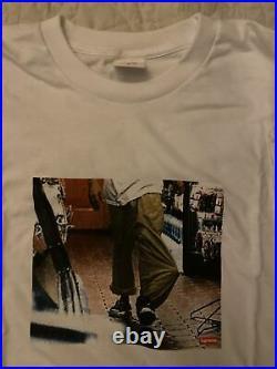 Supreme Larry Clark Kids 40oz Tee Short Sleeve Sz XL Lebain BOXLOGO Korine