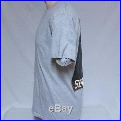 Supreme Little Red Riding Hood T Shirt Box Logo Tee Grey Mens Large