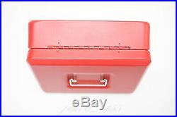 Supreme Lock Box Storage With Keys FW17 Red Box Logo