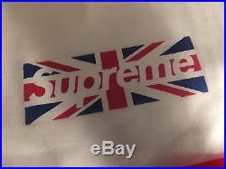 Supreme London Box Logo Tee