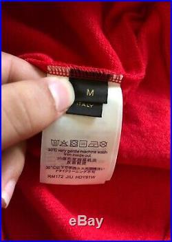 Supreme Louis Vuitton Box Logo Hoodie Size Medium