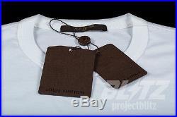 Supreme / Louis Vuitton Monogram Box Logo Tee White Xs S M L XL XXL LV T-shirt