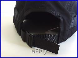 Supreme Mesh Pocket Camp Cap Hat Black Box Logo Tee Air Max Palace CDG 6 S Logo