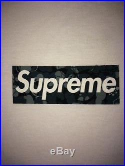 Supreme Mo Wax Box Logo Tee James Lavelle XL X-large Tshirt Saatchi Gallery Bogo