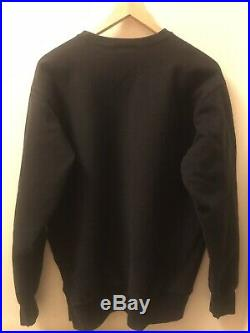 Supreme NYC Box Logo Skull Crewneck Sweatshirt in XL vintage