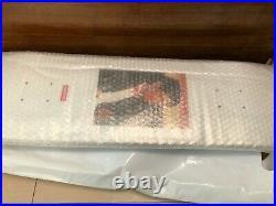 Supreme NYC Michael Jackson Black White Skateboard Deck Box Logo