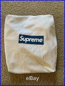 Supreme NYC box logo tee shirt hoodie size M