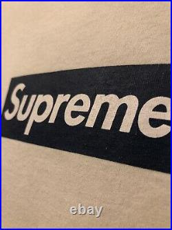 Supreme New York Yankees Box Logo Tee Shirt
