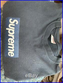 Supreme New york yankees box logo
