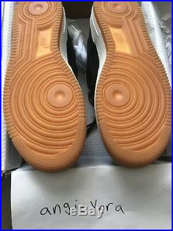 Supreme Nike 2012 Air Force 1 Cordura Box Logo Size 10 Black Red Tee Hoodie Camo