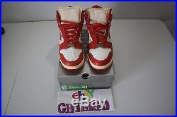 Supreme Nike SB dunk high Red 10.5 2003 box logo