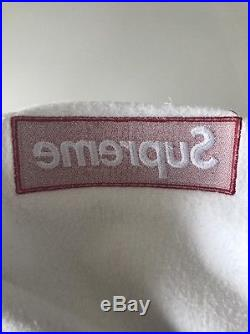 Supreme Off White Box Logo Crewneck Xl 9/10 Condition With Proof Of Purchase