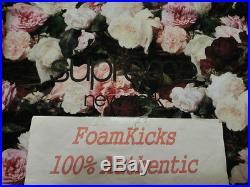 Supreme PCL Box Logo Power Corruption Lies Floral Rose Pullover Hoodie Sz S SS13
