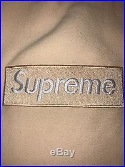 Supreme Peach Box Logo
