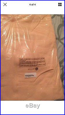 Supreme Peach Box Logo Hoodie Size Xl