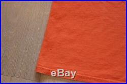 Supreme Postcard Tee Orange 2002 Size Medium M Box Logo T-Shirt Vintage 00s RARE