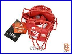 Supreme Rawlings Catchers Mask Red Box Logo Baseball Mitt Glove Hoodie Cdg