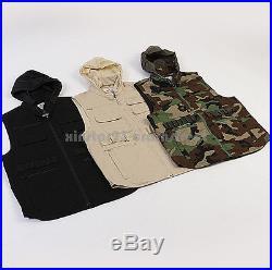 Supreme SS14 Box Logo Tactical Vest Jacket