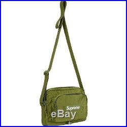 Supreme SS19 Shoulder Bag Authentic BOX LOGO WAIST BACKPACK DUFFLE MESSENGER TNF