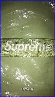 Supreme Sage Box Logo Hoodie 100% Authentic